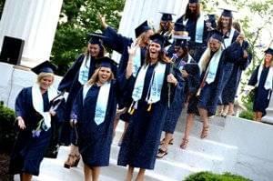 Descuento para graduados de escuela superior