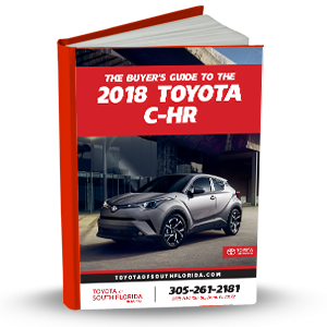 Buyer's Guide to the 2018 Toyota C-HR