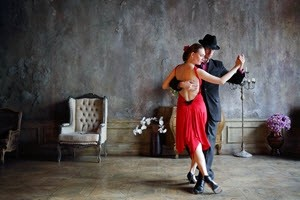 Hispanic Ballroom Dancing