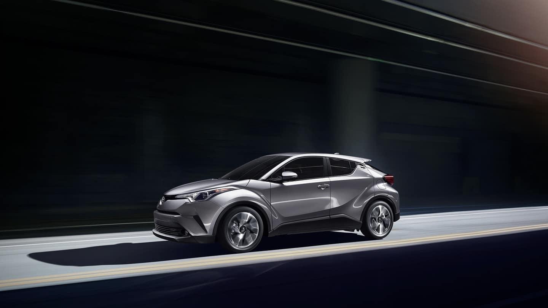 2018 Toyota C-HR Silver
