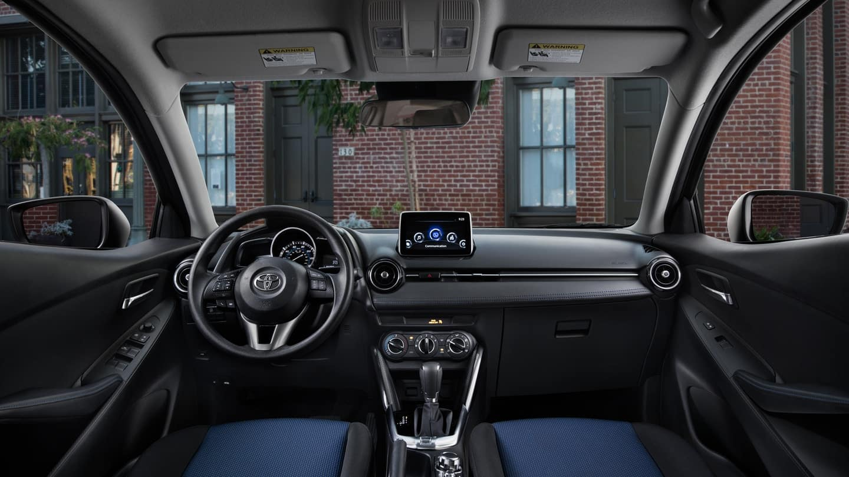Toyota Yaris iA Interior
