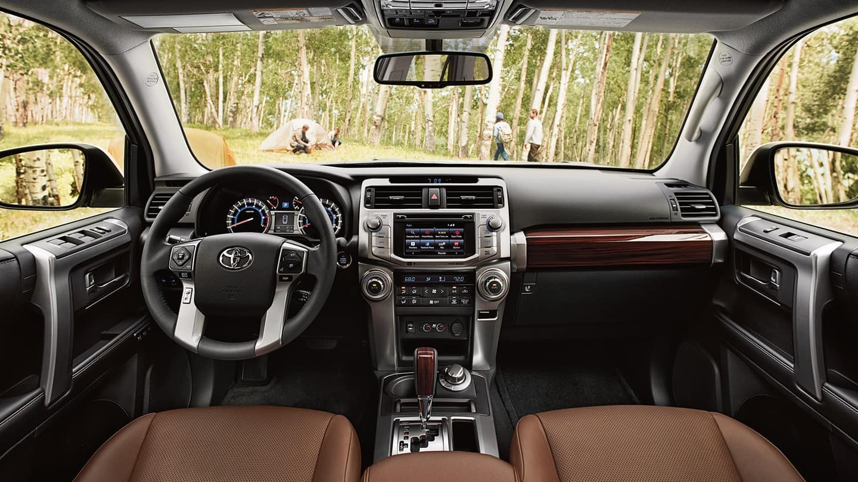 Toyota 4Runner Interior