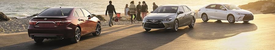 Toyota Camry Technology Review