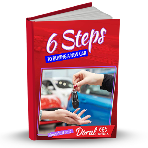 6 Steps to Buying a New Car