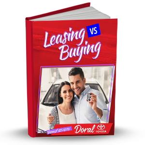 Leasing vs Buying a New Toyota
