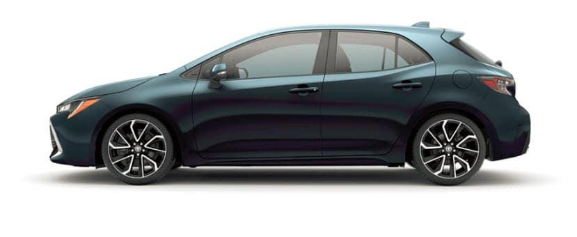 2019 Corolla Hatchback Especial