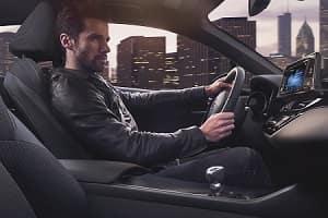 Test Drive the 2018 Toyota C-HR