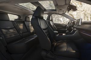 2019 Toyota RAV4 Interior Features