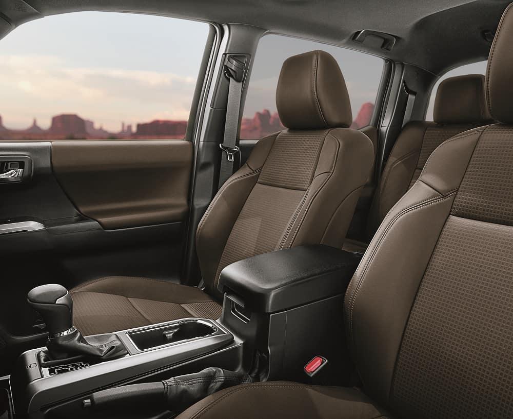 Toyota Tacoma Interior Tan