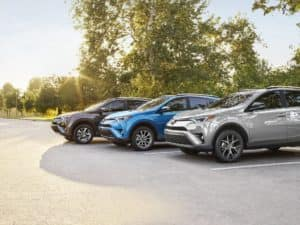 Used Toyota RAV4 Inventory for Sale