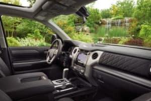 Toyota Tundra Interior