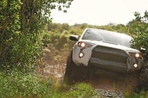 Toyota 4Runner White