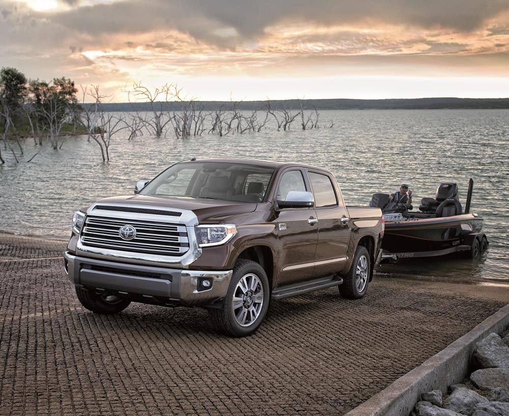 2019 Toyota Tundra Towing Power