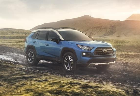 2019 Toyota RAV4 vs Nissan Rogue: Power & Performance