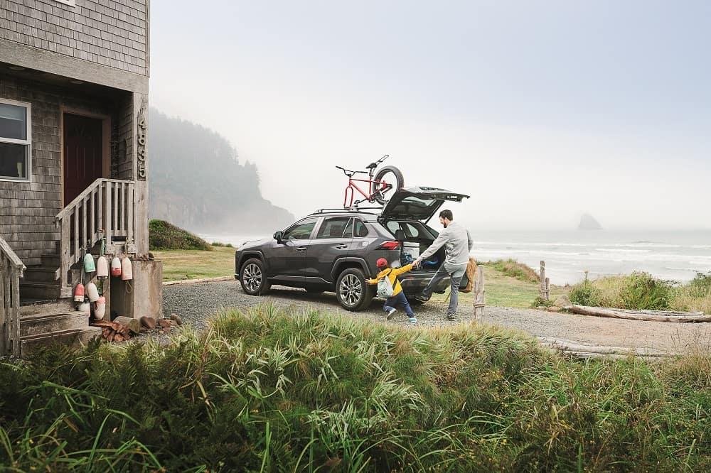 Toyota RAV4 vs Honda CR-V: Safety Features