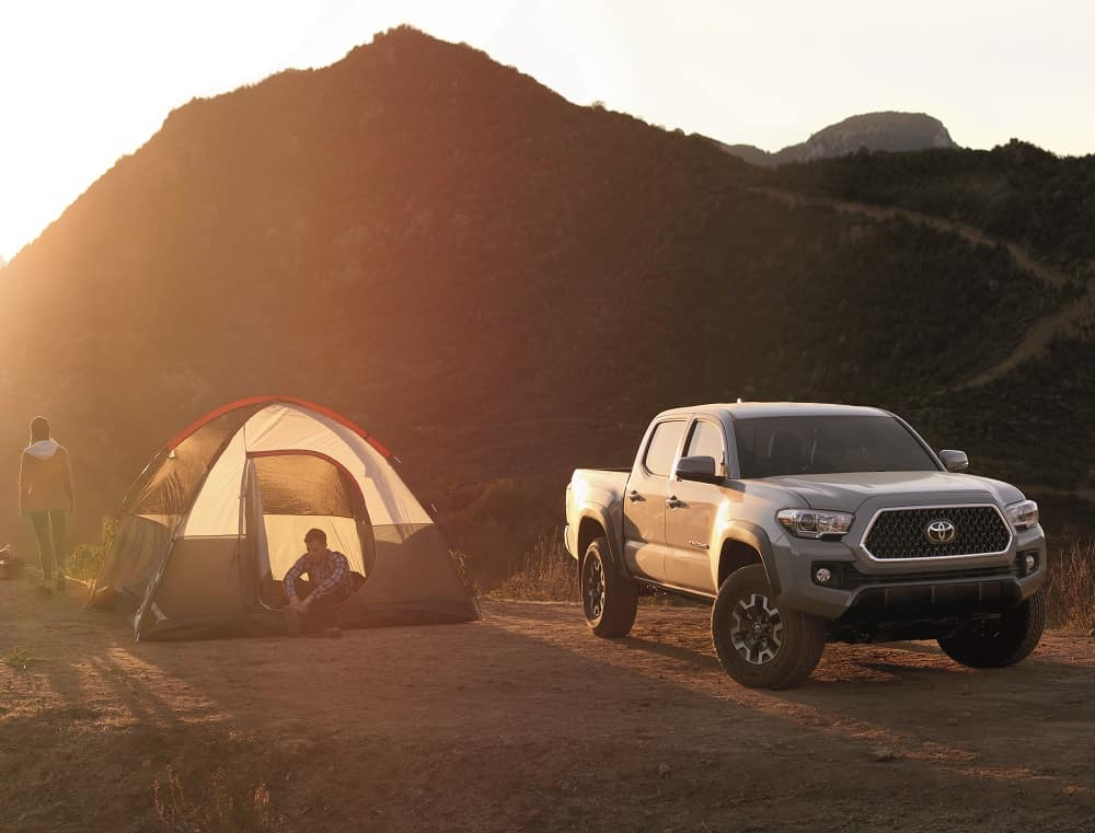 2019 Toyota Tacoma Power & Performance