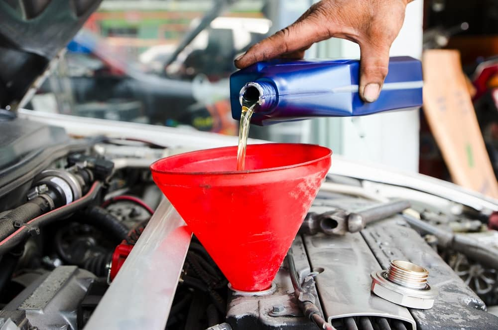 Toyota Oil change near West Kendall FL