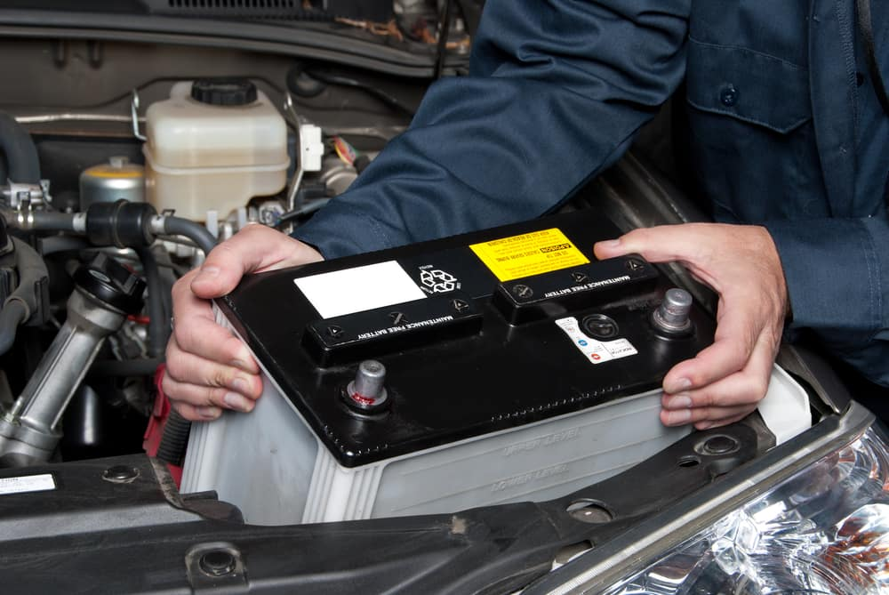 Car battery tests and replacements near Doral, FL