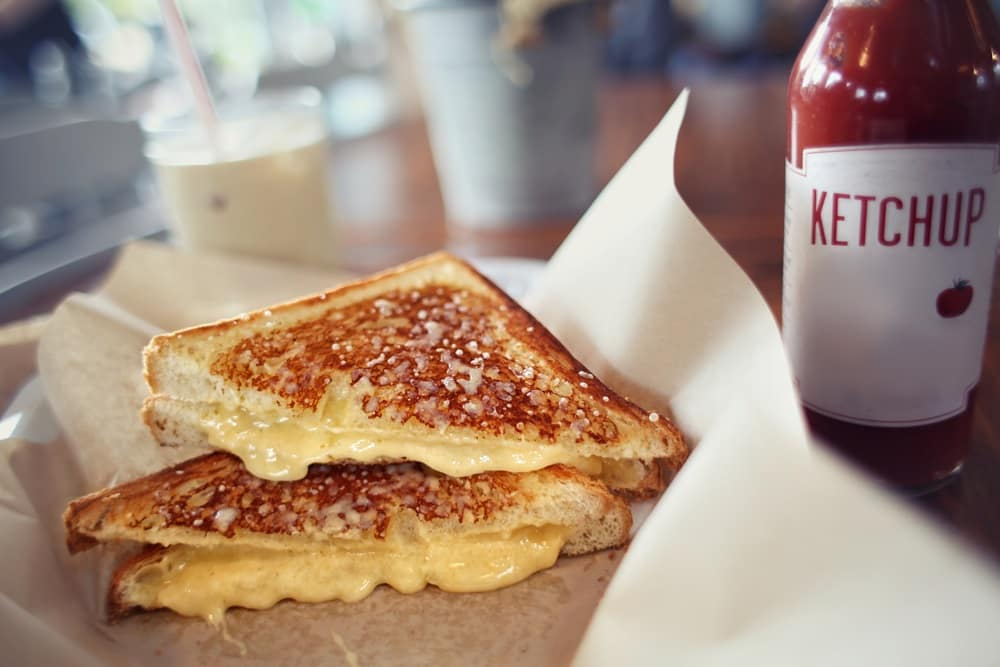 Grilled Cheese spots in Doral, FL