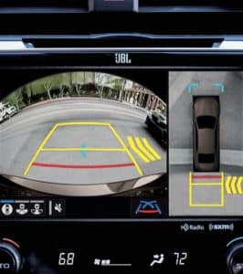 2019 Toyota Camry Safety Features Doral Toyota