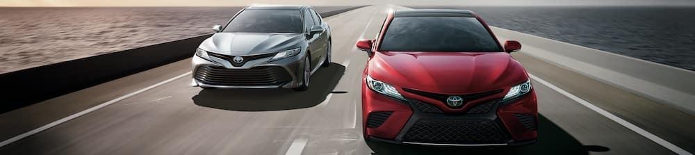 Toyota Camry vs Nissan Altima