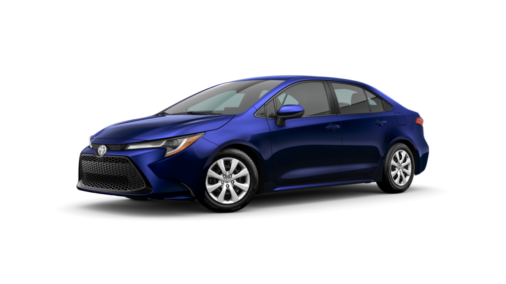2020 Toyota Corolla LE Special