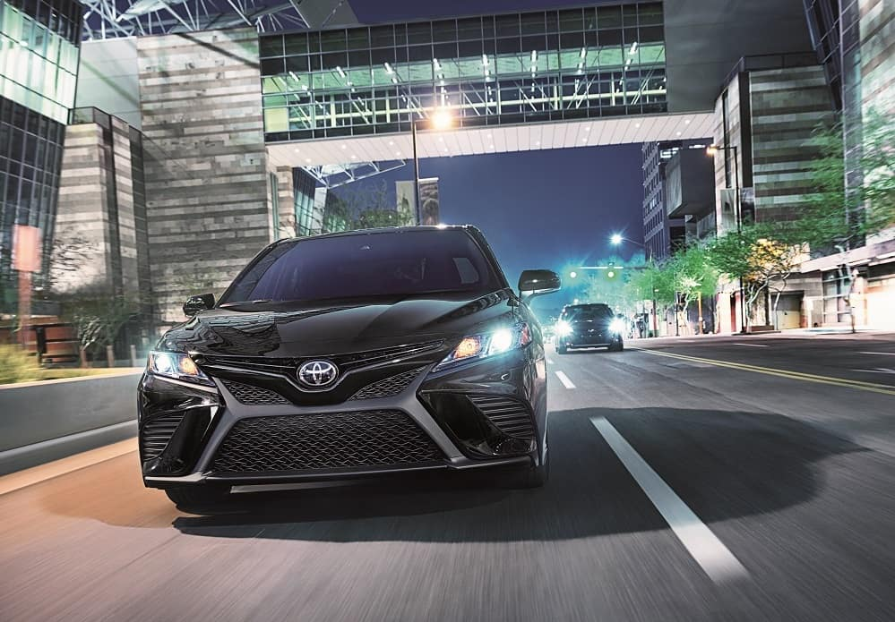 2019 Toyota Camry Performance