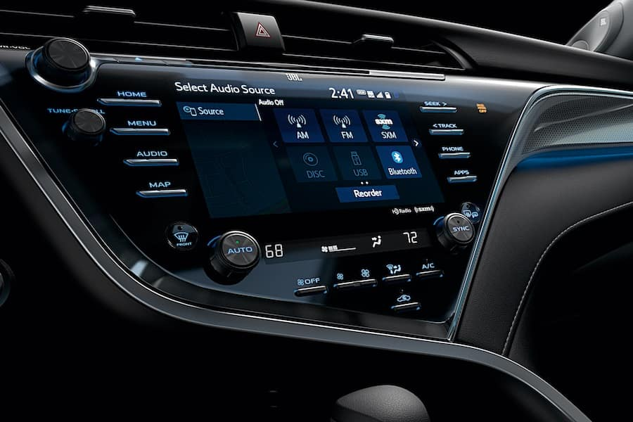 2019 Toyota Camry Connectivity