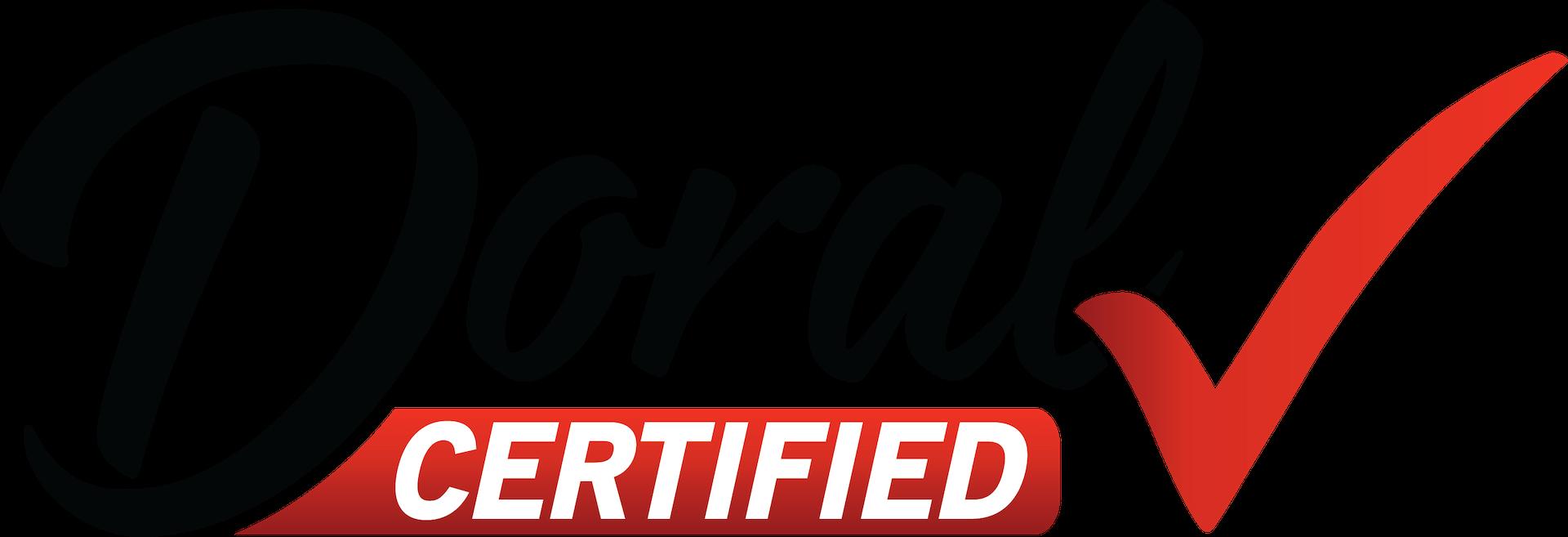 Doral-Logo-Certified