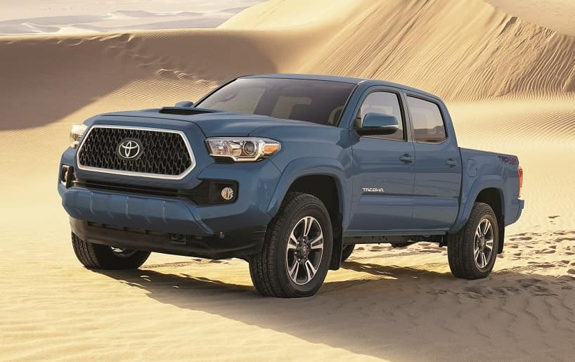 Toyota Tacoma vs Nissan Frontier Doral FL | Doral Toyota