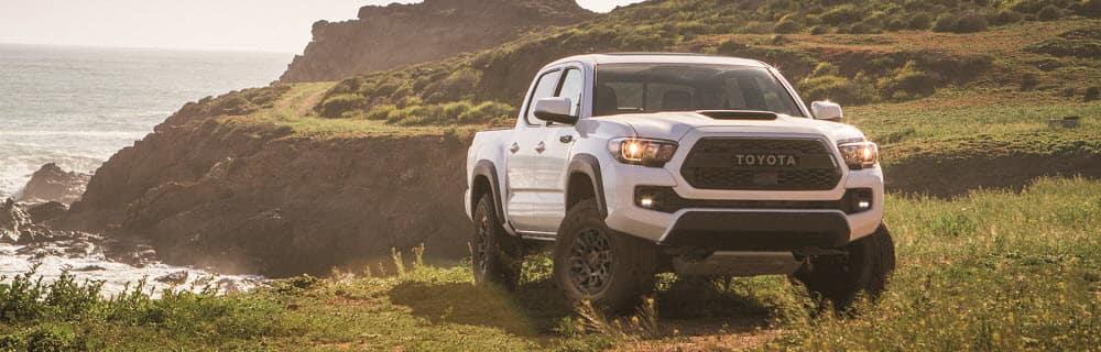2019 Toyota Tacoma vs Nissan Frontier