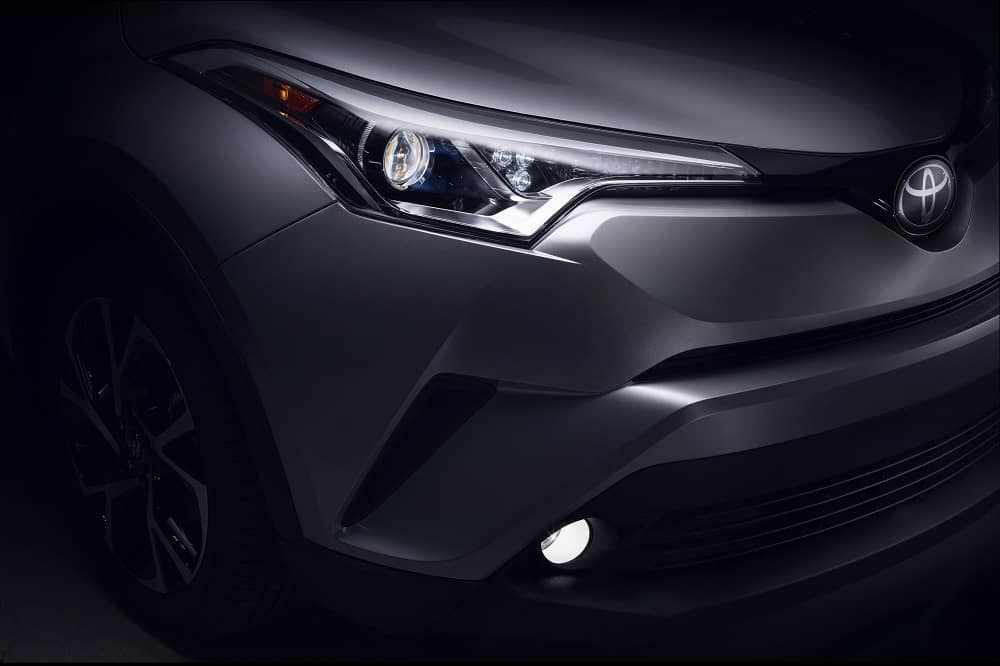 Toyota CH-R LED Headlights