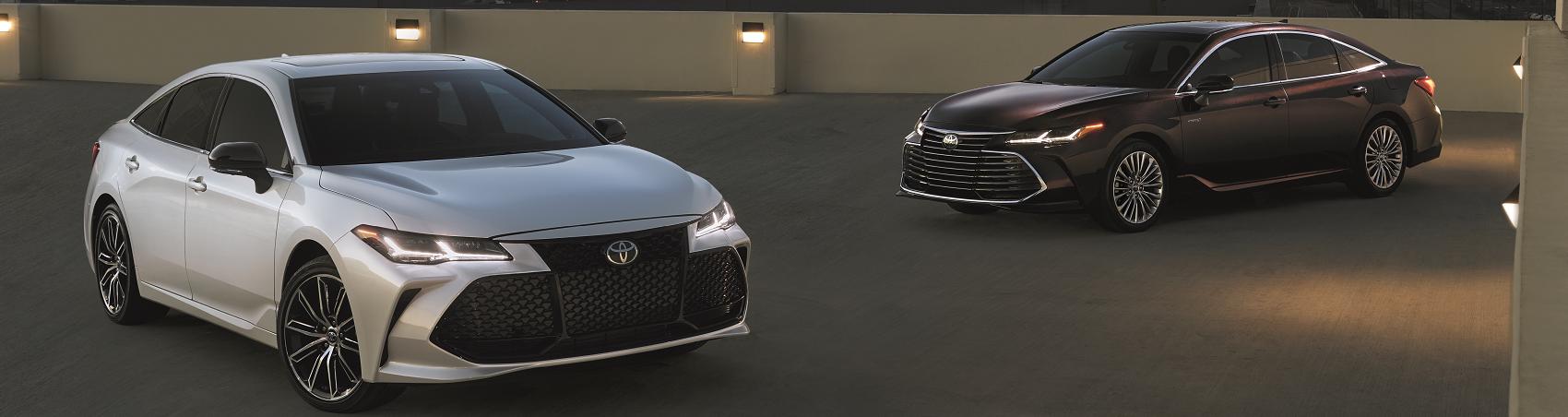 2019 Toyota Avalon Models