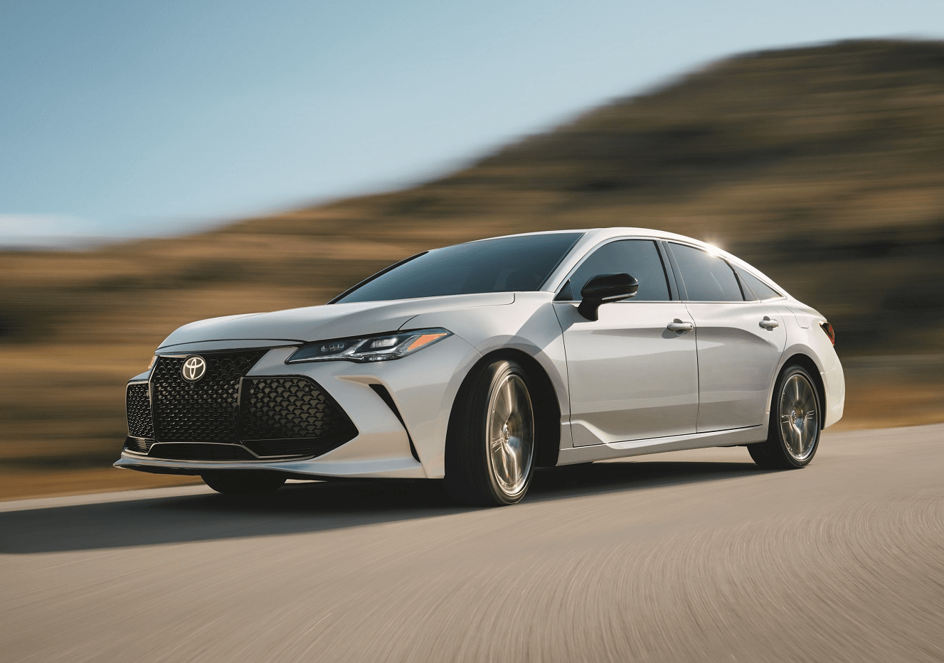 2019 Toyota Avalon Engine Specs