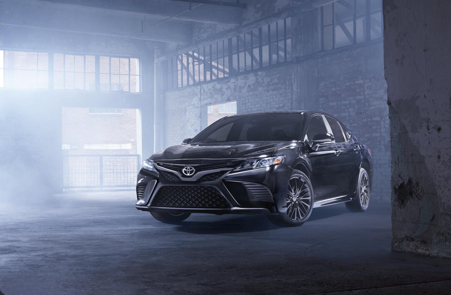 2019 Toyota Camry Engine Specs