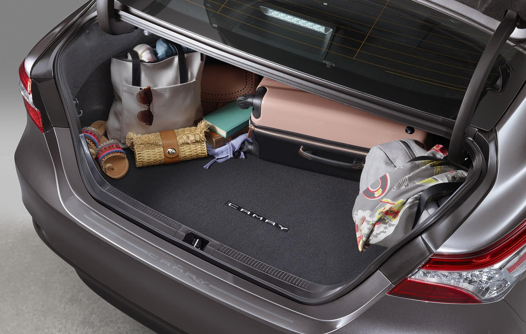 Toyota Camry Cargo Space