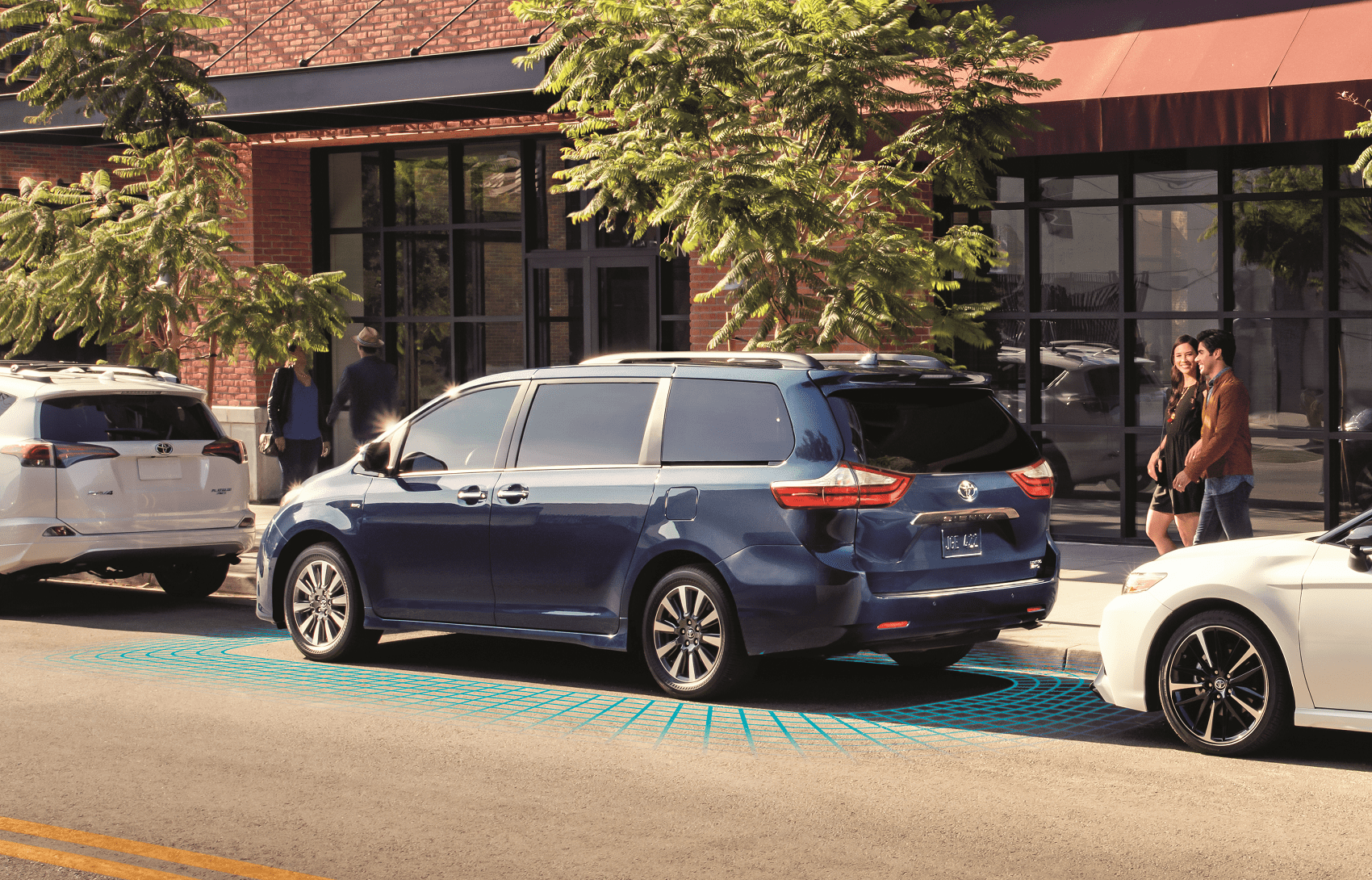 Toyota Sienna Safety Features