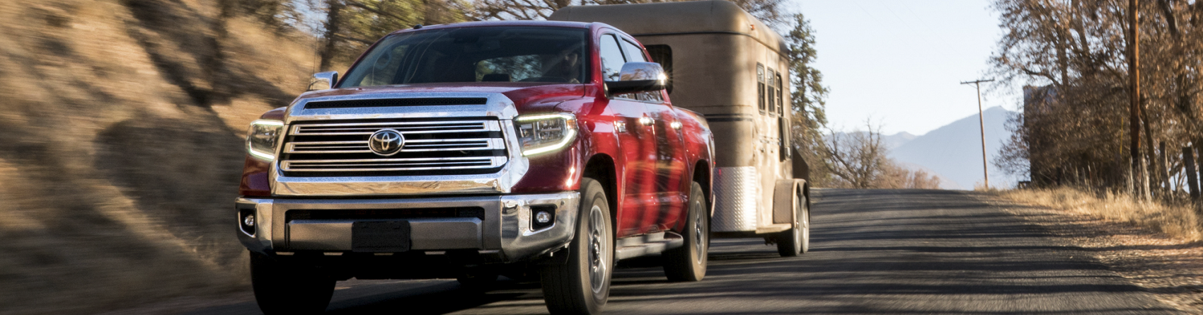 2019 Toyota Tundra Towing