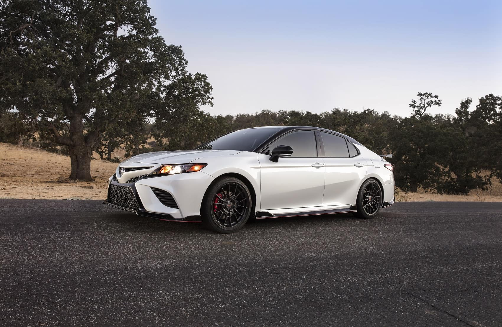 2020 Toyota Camry Safety Options