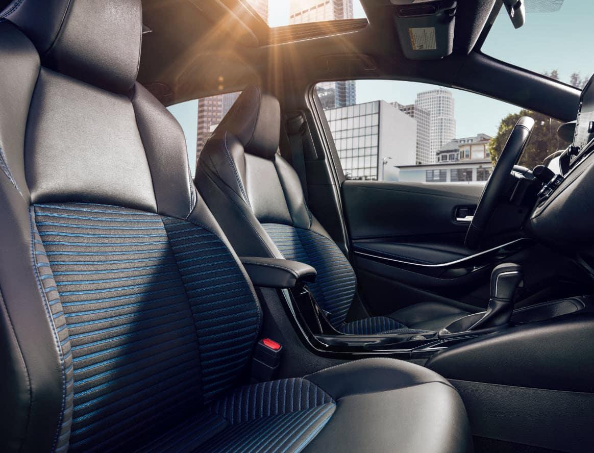 2020 Toyota Corolla Interior Doral FL