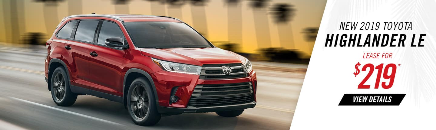 Toyota Dealership Serving Doral, Miami and Kendall FL