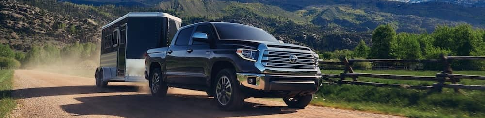 2020 Toyota Tundra Towing Power