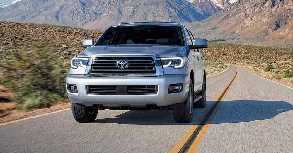 Toyota Sequoia Engine Specs
