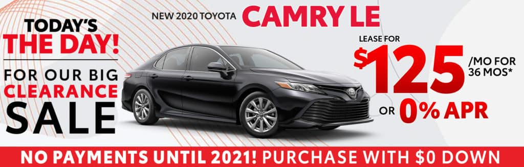 Lease for $125/mo for 36 months* Or 0% APR