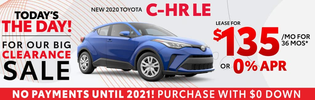 Lease for $135/mo for 36 months* Or 0% APR