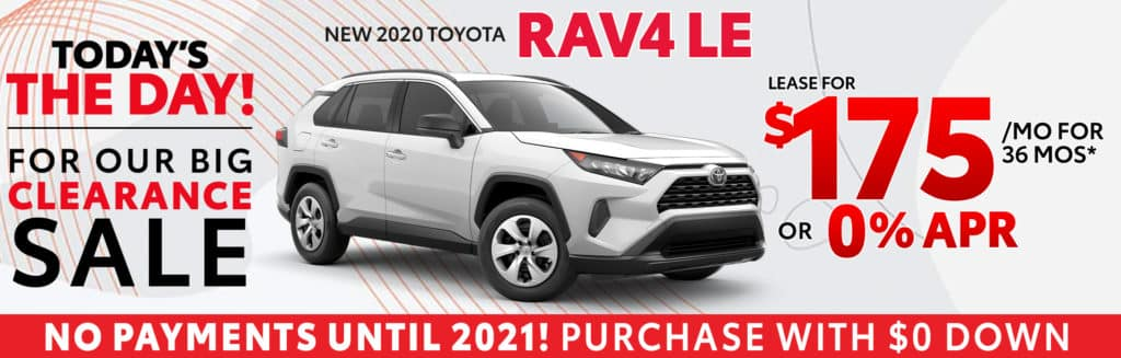 Lease for $175/mo for 36 months* Or 0% APR