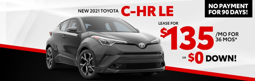 Lease for $135/ mo for 36 months* Or $0 DOWN!