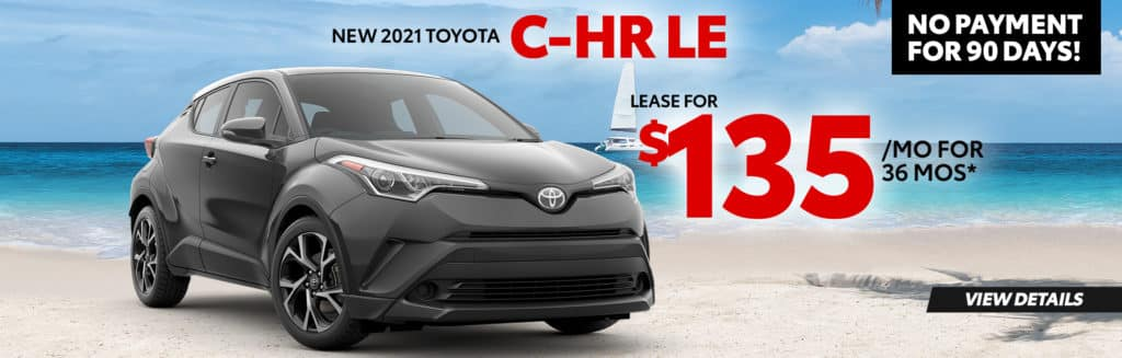 Lease for $135/ mo for 36 months*
