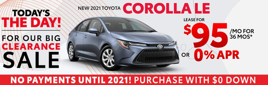 Lease for $95/ mo for 36 months* Or 0% APR