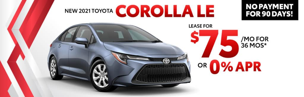 Lease for $75/ mo for 36 months* Or 0% APR